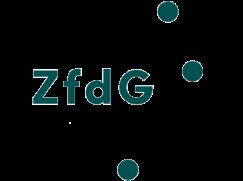 Logo der ZfdG